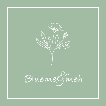 Blueme ond meh Logo